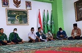 Ketum Al Washliyah Umumkan Kabinet Baru