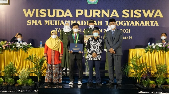 Wisuda SMA Muhi : Penghujung yang Haru untuk Pijakan yang Baru.